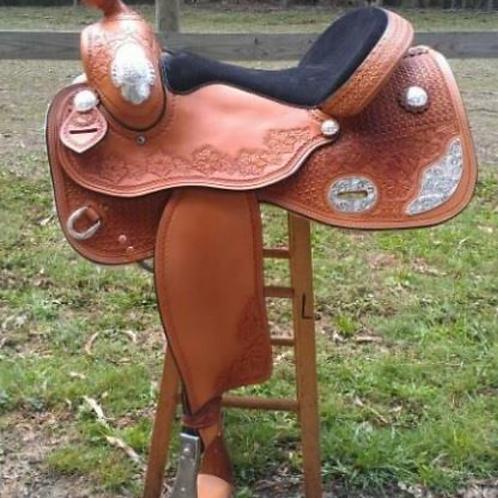 Saddles - Reining