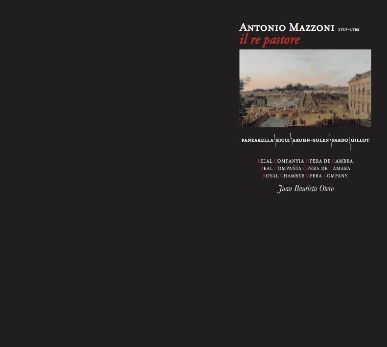 ANTONIO MAZZONI-IL RE PASTORE