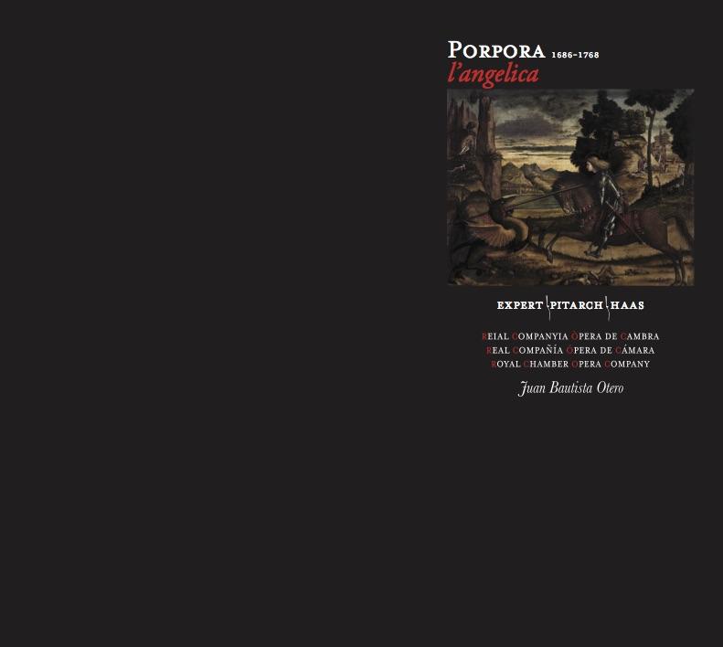 PORPORA-L'ANGELICA