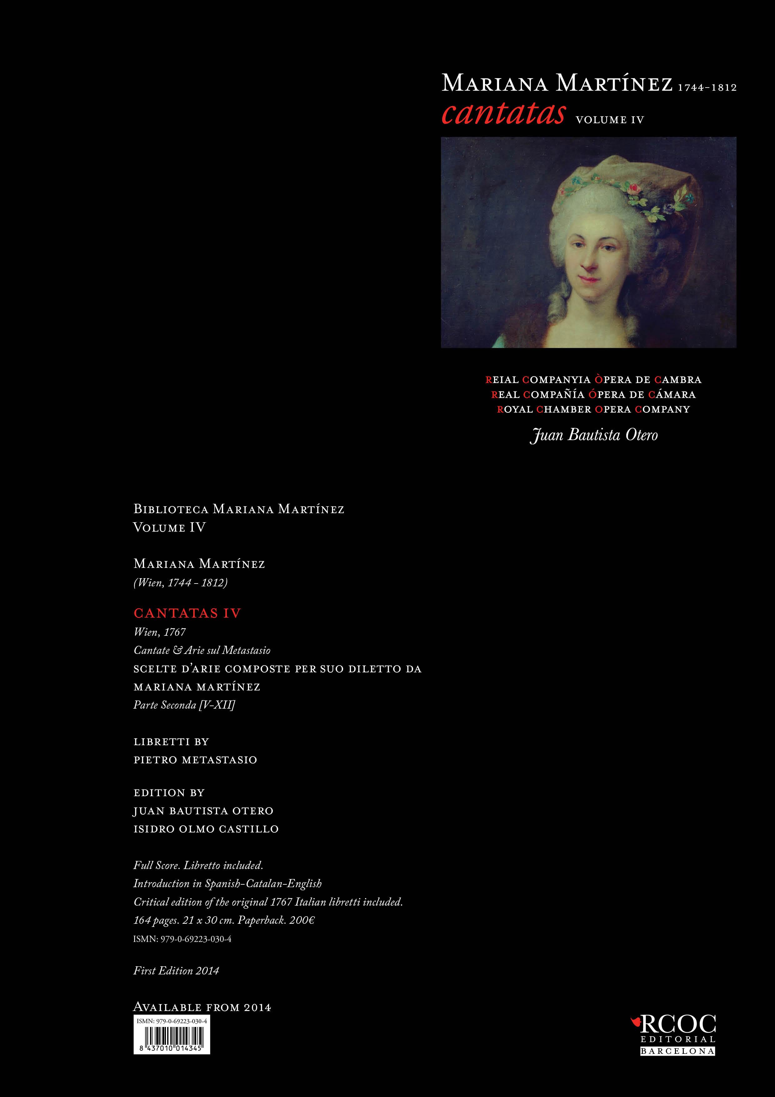 MARIANA MARTINEZ-CANTATAS 04