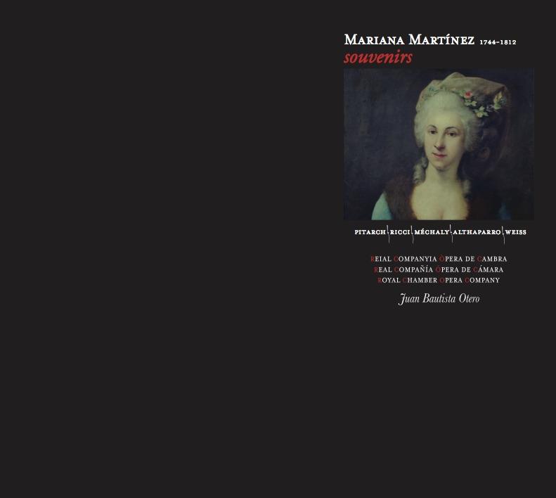 MARIANA MARTINEZ-SOUVENIRS
