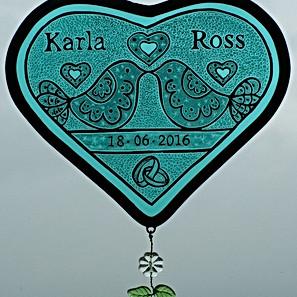 Love Bird Series - Wedding Day Gift