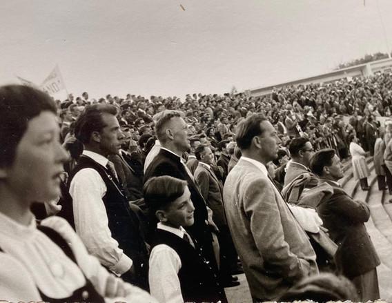 8_Hubert_Arnold_und_Willi_Braun_im_Stadion