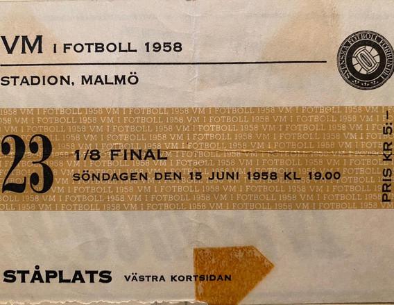 3_Eintrittskarte_für_die_WM_1958_in_Malmö