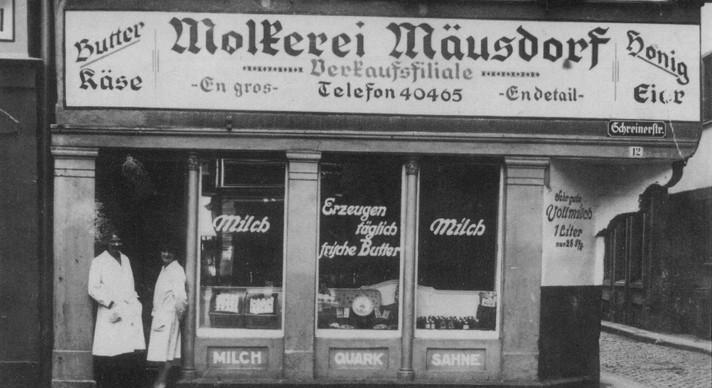 7 Molkerei Mäusdorf