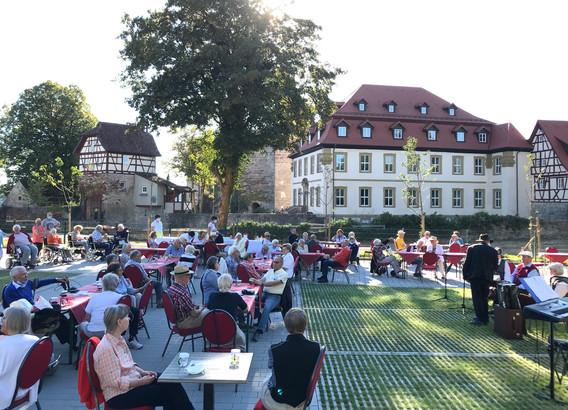 Zwiebelkuchenfest im September 2020