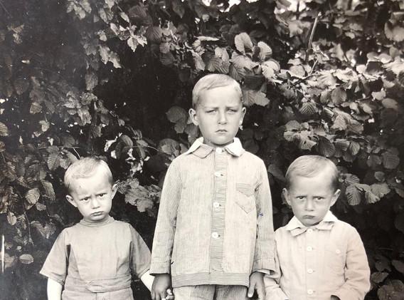 1. Walter, Karl und Ernst Stier.jpg