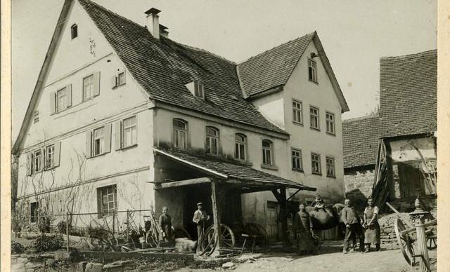8 Dorfschmiede Erb in Mäusdorf