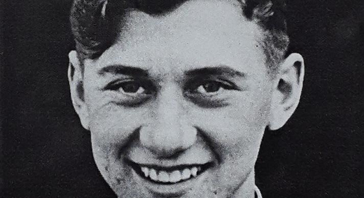 9 Heinz Grund, als 14-jähriger Schüler