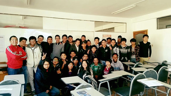 unifranz clases