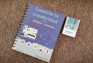 libro conecta tu creatividad con arduino