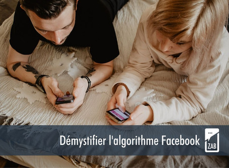Démystifier l'algorithme Facebook