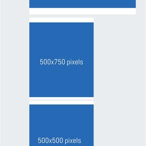 [Suite] Guide de dimensions des images sur les réseaux sociaux