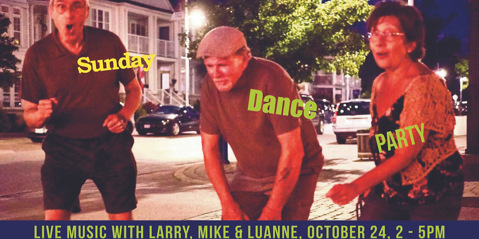 Larry, Mike & Luanne