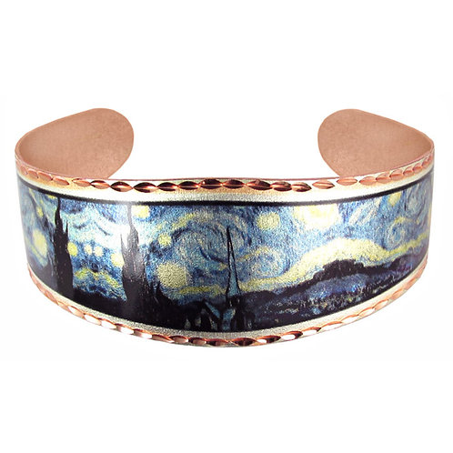 Van Gogh Starry Night Bracelet