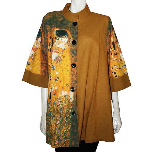 Kiss by Klimt Swing Top