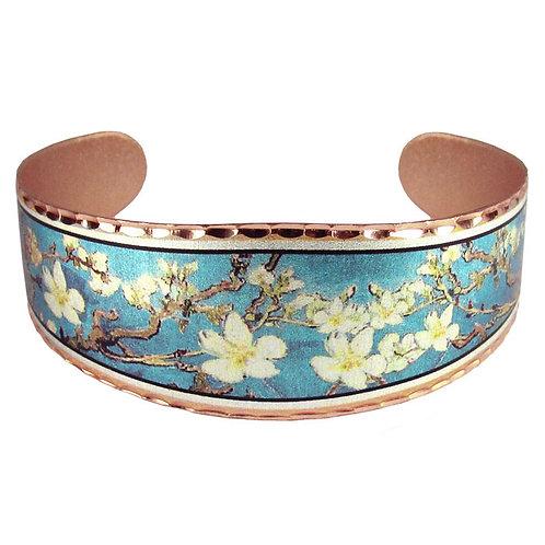 Van Gogh Almond Blossoms Bracelet
