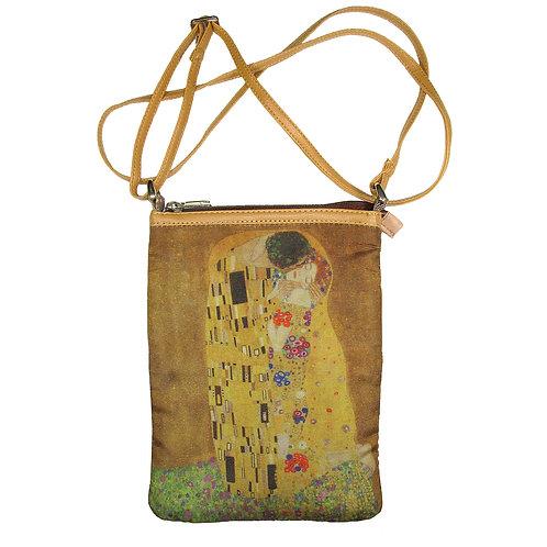 Klimt The Kiss Art Hipster Bag