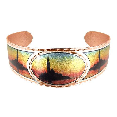 Monet Sunset in Venice Bracelet