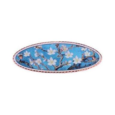 Van Gogh Almond Blossoms Hair Clip