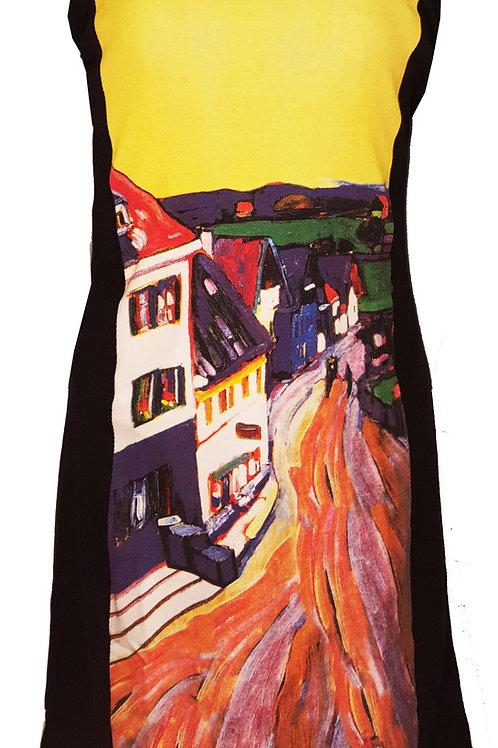 Street by Kandinsky