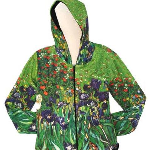 Iris Art Hoodie