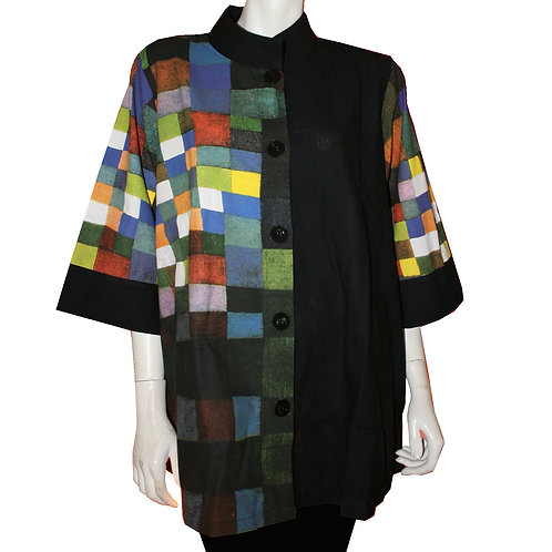 Colored Square by Paul Klee Swing Top