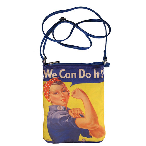 We Can Do It Art Hipster Bag
