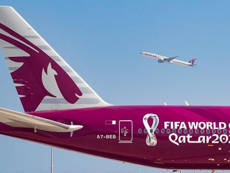 Nowe malowanie samolotów Qatar Airways