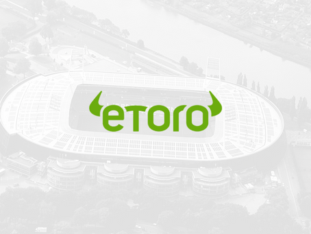 eToro dodaje kolejny Klub do swojego portfolio