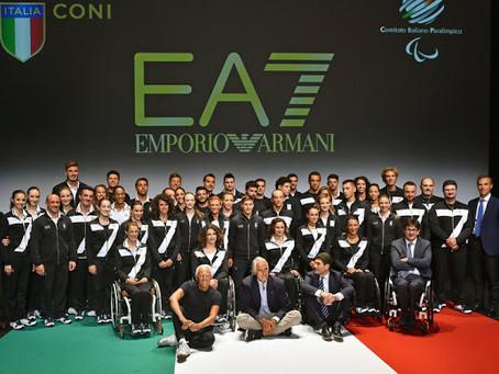 Włoski Komitet Olimpijski przedłuża umowę z Emporio Armani do 2022 roku