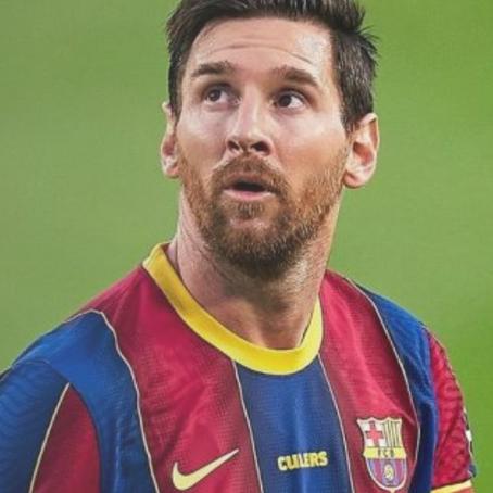 Lionel Messi wybrany najbardziej wartościowym sportowcem roku