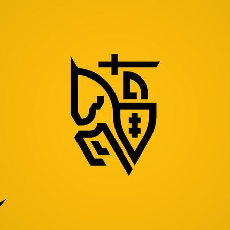 Litewski Związek Piłki Nożnej z nowym Logo Reprezentacji