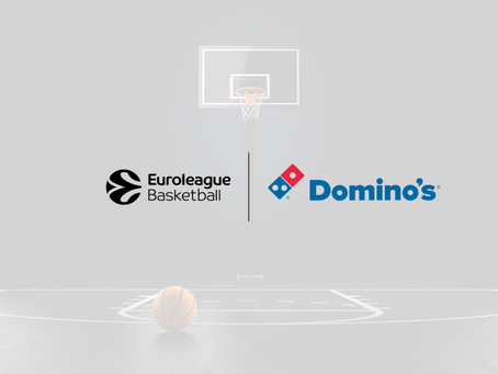 Domino's Pizza podpisała umowę sponsorską z Euroleague Basketball