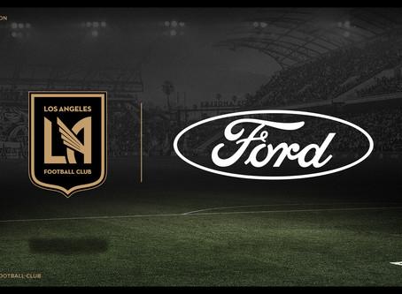 Los Angeles FC wsiada do Forda