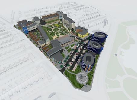Everton nie tylko buduje nowy stadion