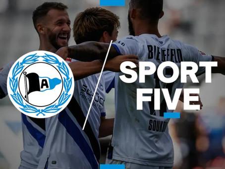 Arminia Bielefeld przedłuża współpracę z agencją SportFive