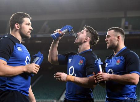 England Rugby podpisuje kontrakt z Red Bull