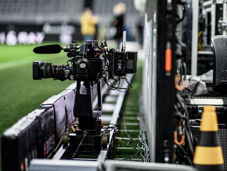 Railcam - nowa technologia w transmisji meczów piłkarskich