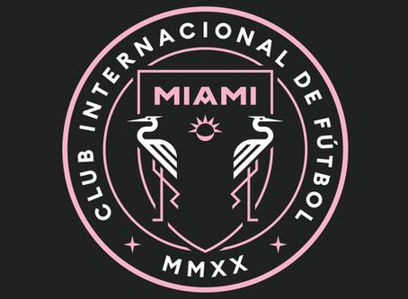 Inter Miami zmienił swoje Logo