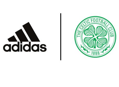 Celtic podpisał umowę z firmą Adidas