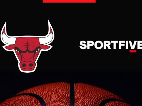 Chicago Bulls nawiązuje współprace ze SportFive