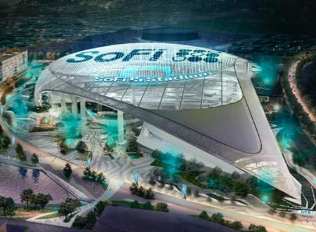 Nowy stadion drużyn NFL z Los Angeles otrzymał swoją nazwę komercyjną