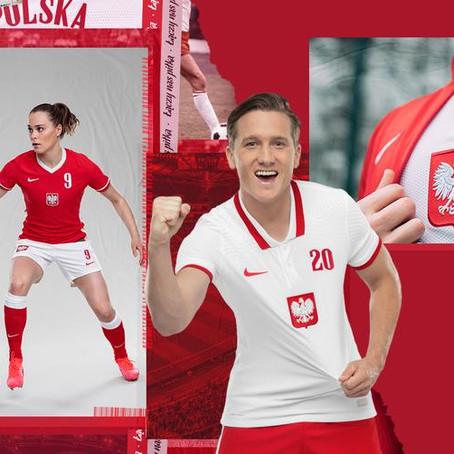 Nowa koszulka reprezentacji Polski