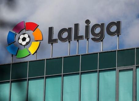 Javier Tebas otwarcie o stratach La Liga