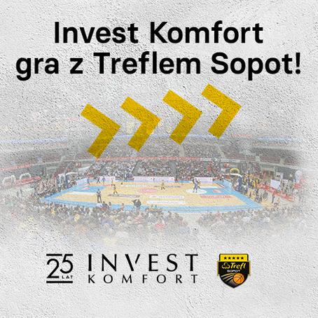 Invest Komfort gra z Treflem Sopot