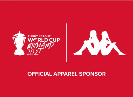 RLWC2021 ogłosił markę Kappa oficjalnym sponsorem
