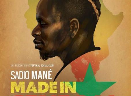 Powstał film dokumentalny o Sadio Mané