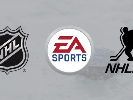EA Sport będzie kontynuował współpracę z NHL