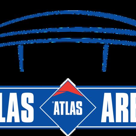 Atles Arena przez kolejne pięc lat
